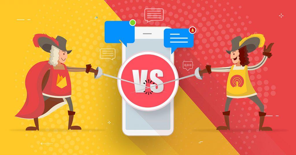 Push Notifications: Firebase Vs  OneSignal – Mobile Jazz Blog